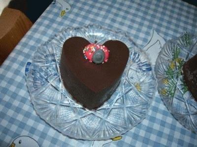 Semifreddo al caffé in guscio di cioccolato