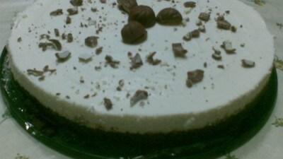Torta latte condensato e ricotta