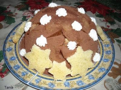 La ciocco-bomba zuccotto