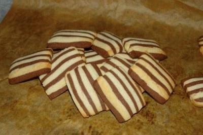 Biscotti variegati