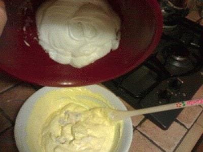 Sfogliata al gorgonzola