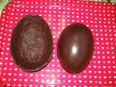 Uova di pasqua e ovetti