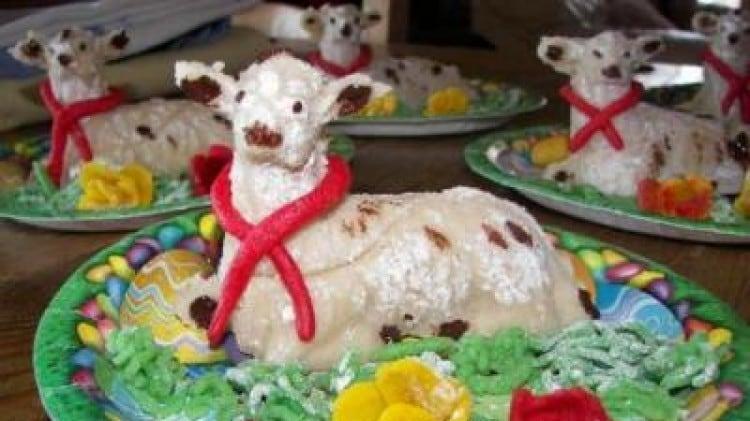 Pecorelle di Pasqua