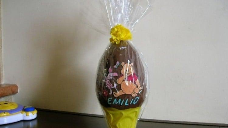 Bellissimo uovo Winnie the Pooh