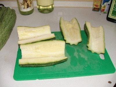 Zucchine agro-piccanti sott'olio
