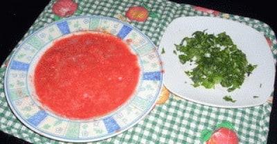 Sugo pomodoro e basilico