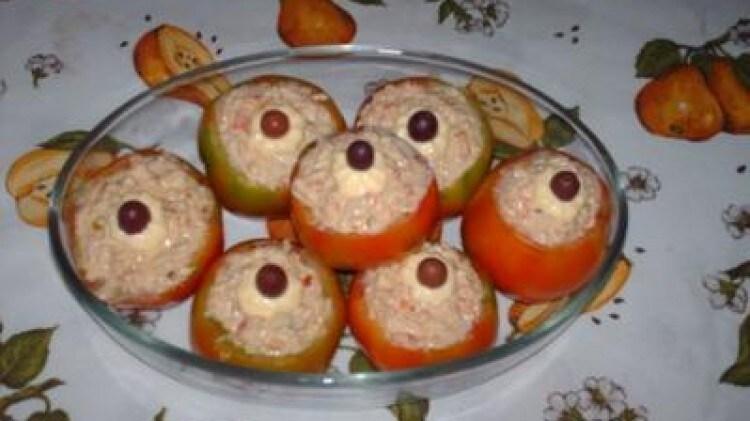 Pomodori alla giardiniera