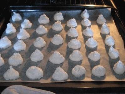 Biscotti al cocco di mariokart