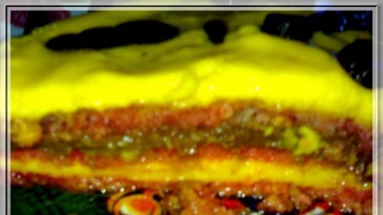 Ricette torte in inglese