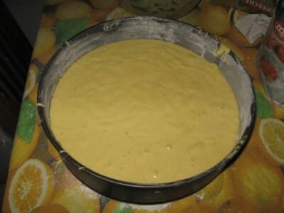Torta mimosa di stefra