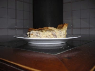 Pizza di carnevale