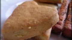 Biscotti con paprica e parmigiano