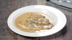 Petto di pollo al gorgonzola