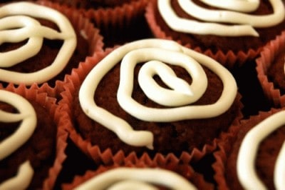 Pasticciotti al cacao
