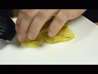Filetto di spigola al profumo di limone