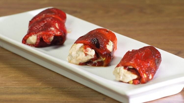 Ricetta Involtini di peperoni alla piemontese | Cookaround