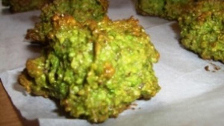 Biscotti siciliani al pistacchio