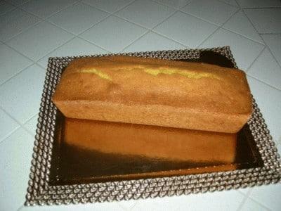 Plum cake estivo