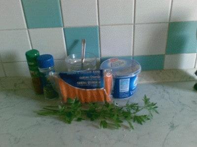 Ravioli col ripieno di mascarpone e polpa di granchio