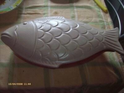 Pesce persico alla genovese