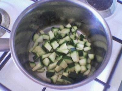 Fagottini di sfoglia alle zucchine