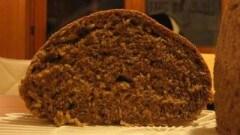 Pane integrale a lievitazione naturale