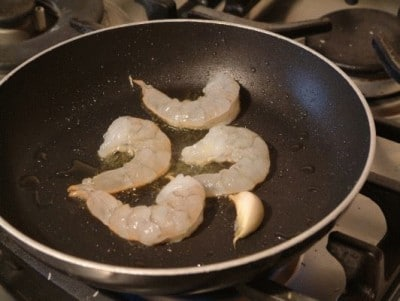 Cestini di risotto di pesce