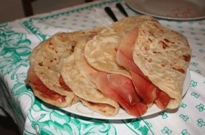Piadine di *Betty*