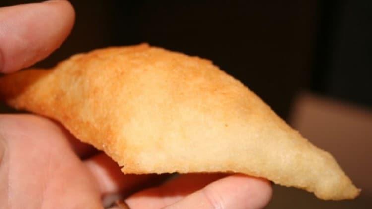 Gnocco fritto di *Betty*