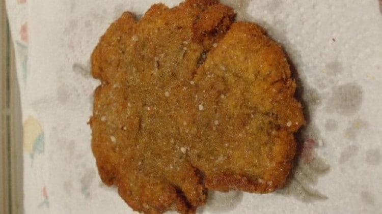 Cotolette cuor di cavallo fritte