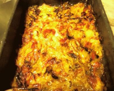 Peperoni julienne al forno