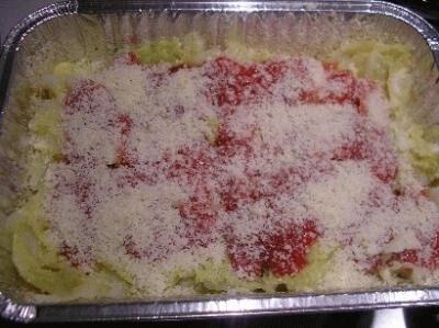Lasagne di verza