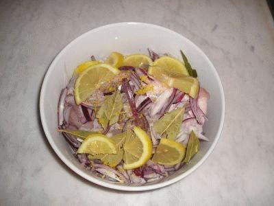 Arrosto marinato al limone