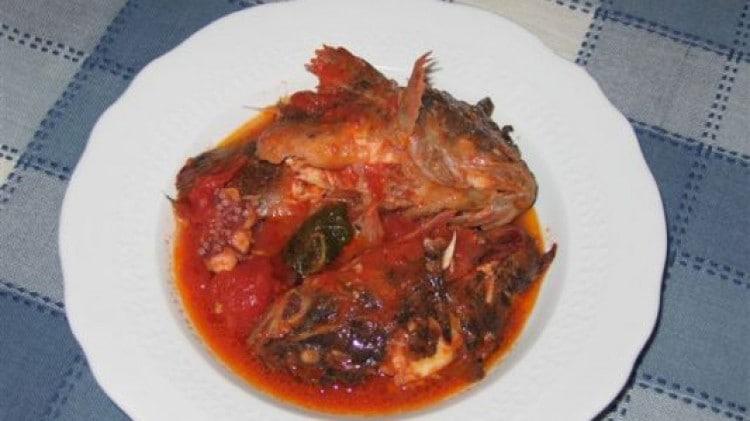 La zuppa di pesce di Severine