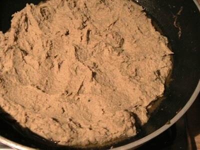 Zuppa di faraona e borlotti