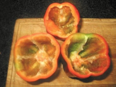 I peperoni ripieni di Rosaria