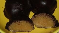 Palline con farina di mandorle