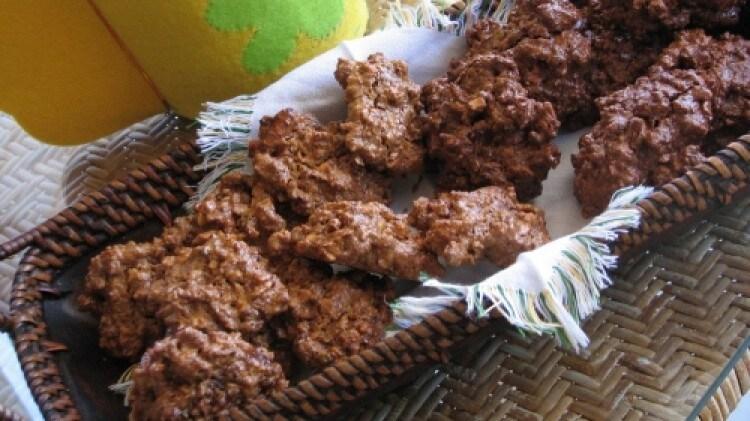 Brutti ma buoni alle mandorle e pistacchi e al cacao