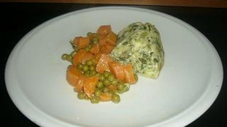 Sformato di lattuga