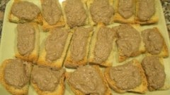 Crostini Toscani di Saturnia
