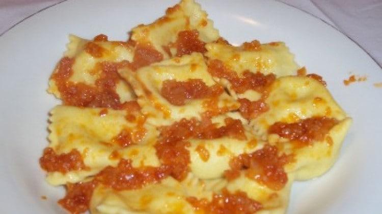 Tortelli di patate reggiani