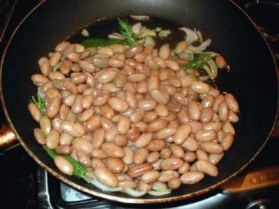 Umido di fagioli