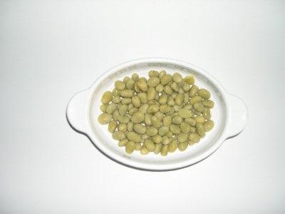 Baccalà con purea di fave