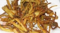 Coste di bietola fritte