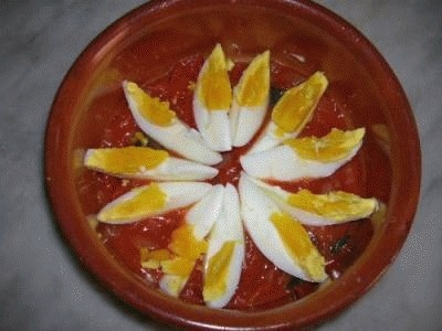 Pasticcio di uova
