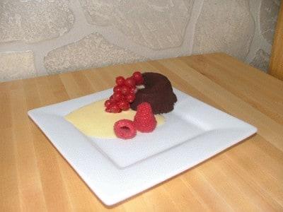 Cioccolato dal cuore morbido