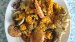 Paella spagnola di sweetcat88c