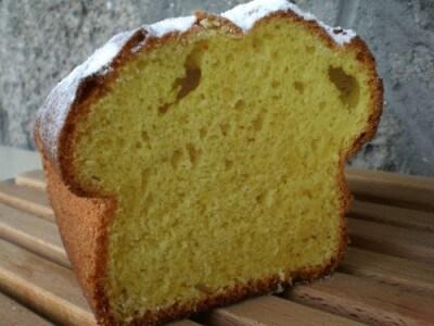 Plum cake agreste