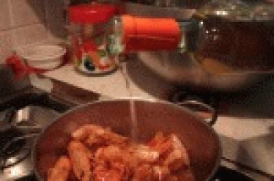 Zuppetta di cozze e vongole