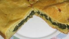 Torta rustica con impasto soffice